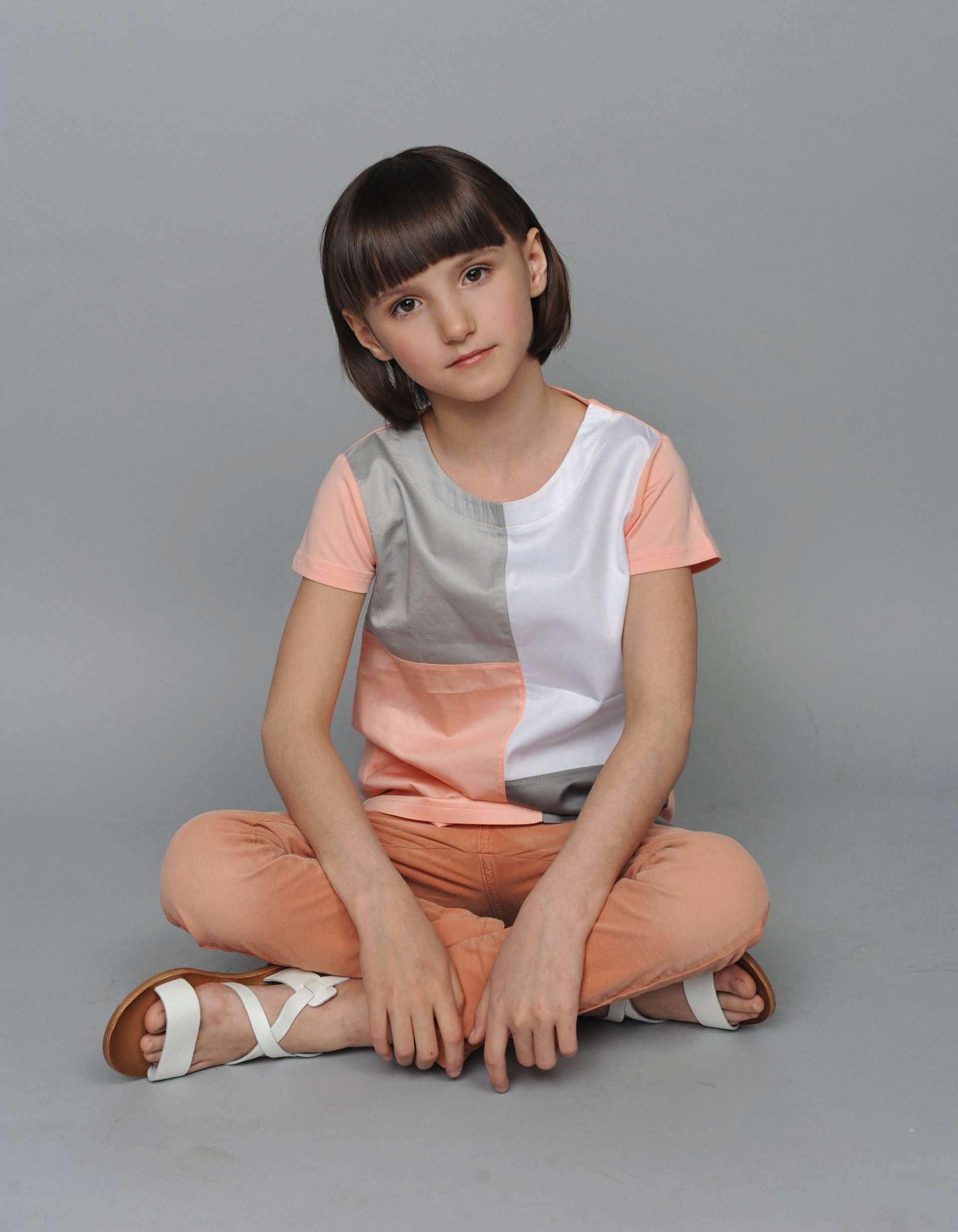 Отправить фото ребенка в модельное агентство от 0 лет